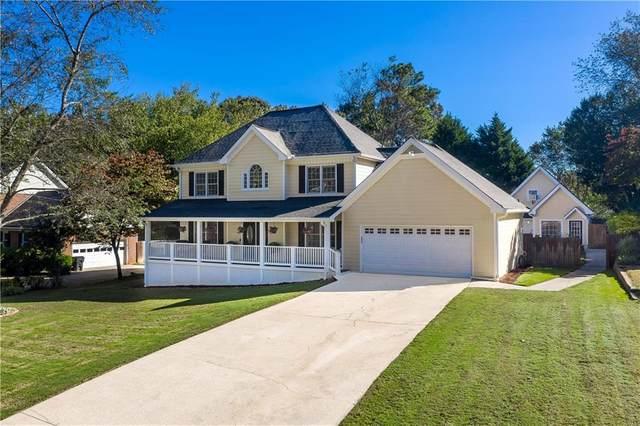 4875 Puritan Drive, Sugar Hill, GA 30518 (MLS #6772392) :: North Atlanta Home Team