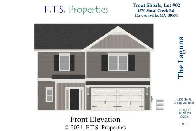 1570 Shoal Creek Road, Dawsonville, GA 30534 (MLS #6772446) :: 515 Life Real Estate Company