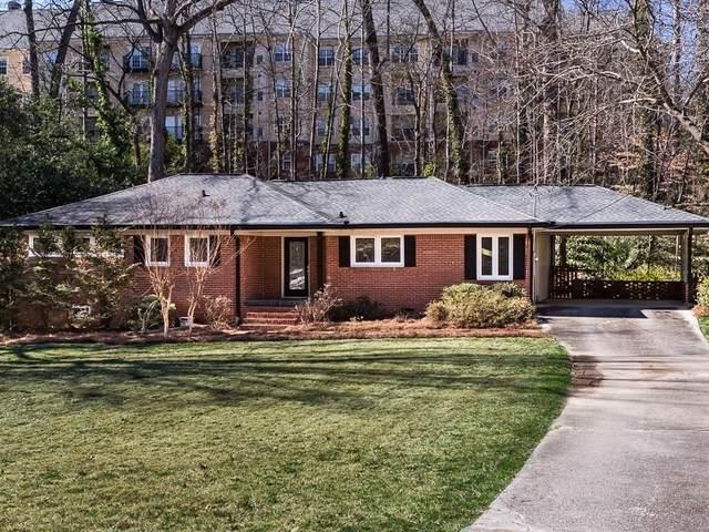 3280 Ferncliff Place NE, Atlanta, GA 30324 (MLS #6772563) :: The Butler/Swayne Team
