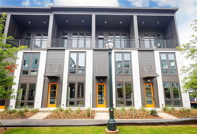 444 Angier Avenue NE #33, Atlanta, GA 30308 (MLS #6772596) :: Good Living Real Estate