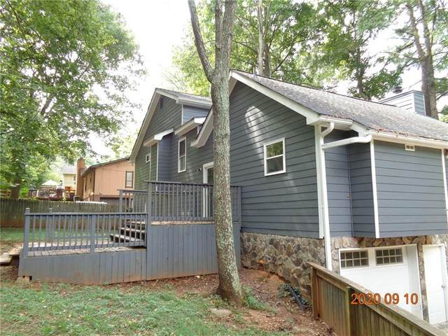 116 Creekview Drive, Woodstock, GA 30188 (MLS #6772641) :: North Atlanta Home Team