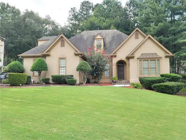 9870 Hunt Club Way, Johns Creek, GA 30022 (MLS #6772687) :: The Heyl Group at Keller Williams