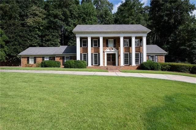 965 Dumbarton Court NW, Atlanta, GA 30327 (MLS #6772709) :: North Atlanta Home Team