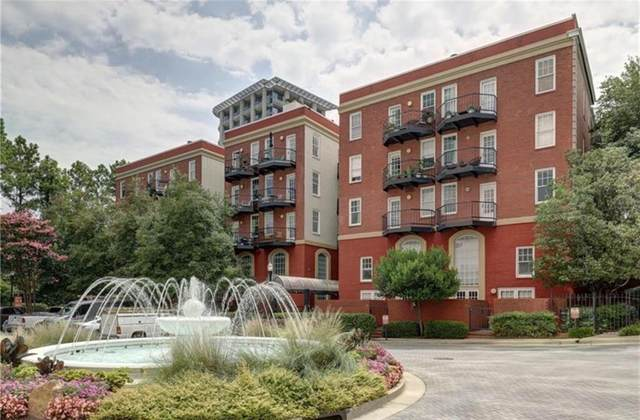 2840 Peachtree Road NW #502, Atlanta, GA 30305 (MLS #6772735) :: Keller Williams