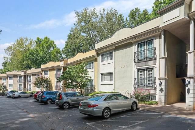 1445 Monroe Drive NE C31, Atlanta, GA 30324 (MLS #6772778) :: RE/MAX Paramount Properties
