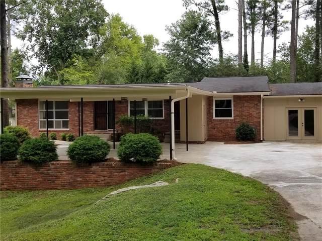1129 Reed Road SE, Smyrna, GA 30082 (MLS #6773221) :: RE/MAX Prestige