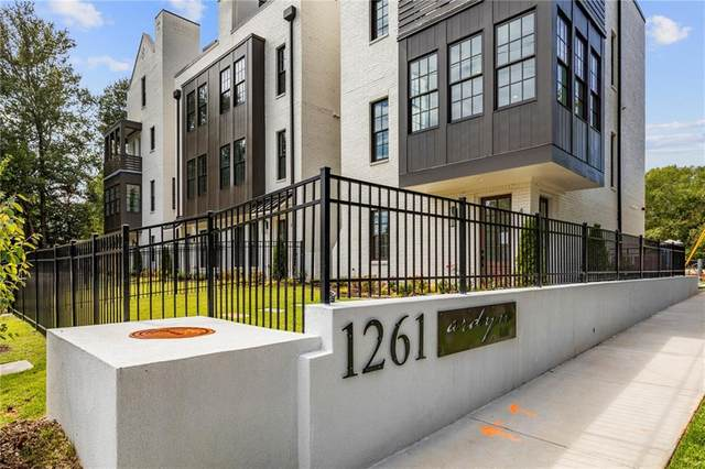 1261 Virginia Avenue NE #4, Atlanta, GA 30306 (MLS #6773298) :: Good Living Real Estate