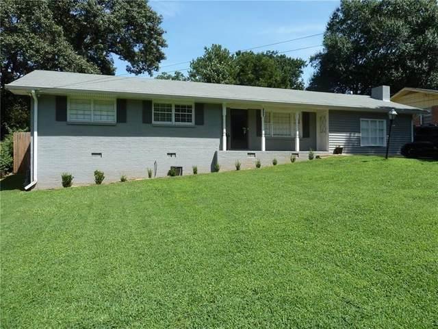3984 Camelot Court, Tucker, GA 30084 (MLS #6773467) :: North Atlanta Home Team
