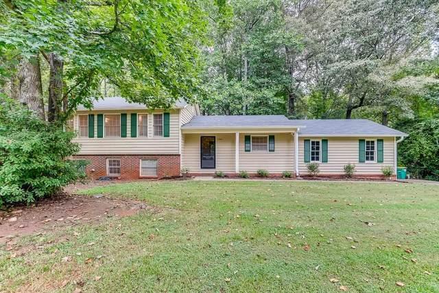 2762 Shetland Lane NW, Kennesaw, GA 30152 (MLS #6773485) :: North Atlanta Home Team