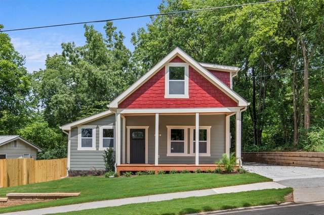 551 Blue Ridge Avenue, Ball Ground, GA 30107 (MLS #6773544) :: Path & Post Real Estate