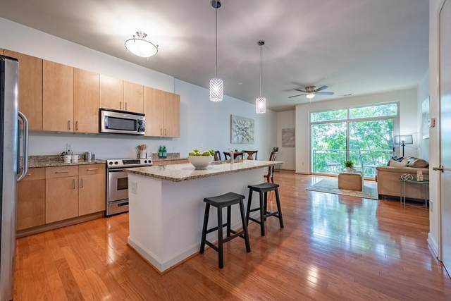 711 Cosmopolitan Drive NE #235, Atlanta, GA 30324 (MLS #6773732) :: Good Living Real Estate