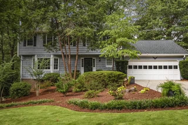 3825 Creekview Drive NE, Marietta, GA 30068 (MLS #6773921) :: Tonda Booker Real Estate Sales