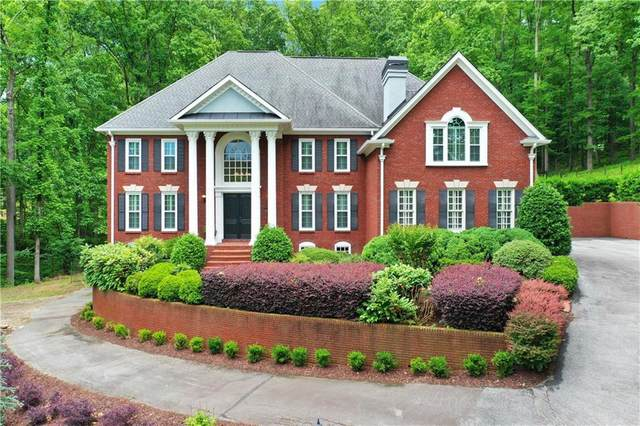 2360 Saddlesprings Drive, Milton, GA 30004 (MLS #6773946) :: North Atlanta Home Team