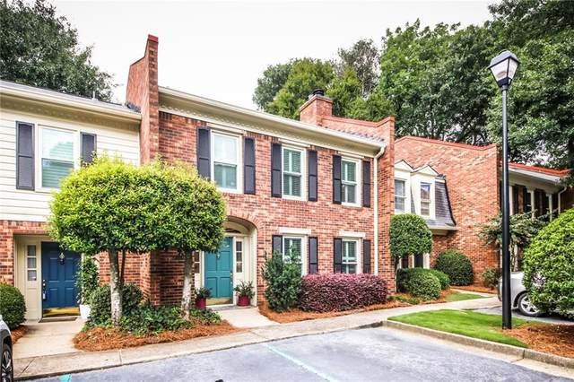 14 Pendleton Place NE, Atlanta, GA 30342 (MLS #6773968) :: North Atlanta Home Team
