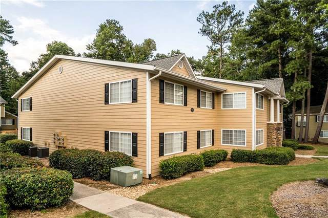 1468 Briarwood Road NE #1807, Brookhaven, GA 30319 (MLS #6774099) :: Thomas Ramon Realty