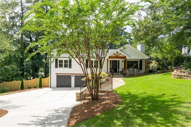 3130 New Paces Ferry Road SE, Atlanta, GA 30339 (MLS #6774116) :: Path & Post Real Estate