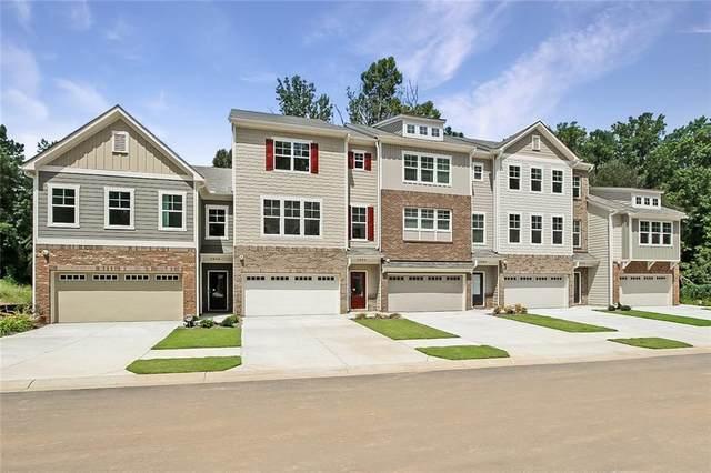 1627 Venture Point Way #35, Decatur, GA 30032 (MLS #6774207) :: North Atlanta Home Team