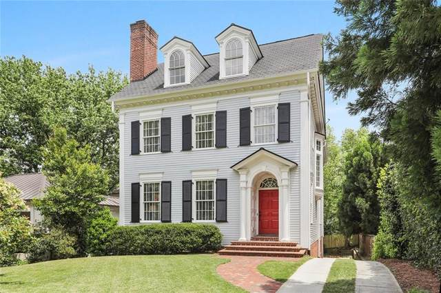 2589 Brookwood Drive NE, Atlanta, GA 30305 (MLS #6774318) :: The Cowan Connection Team