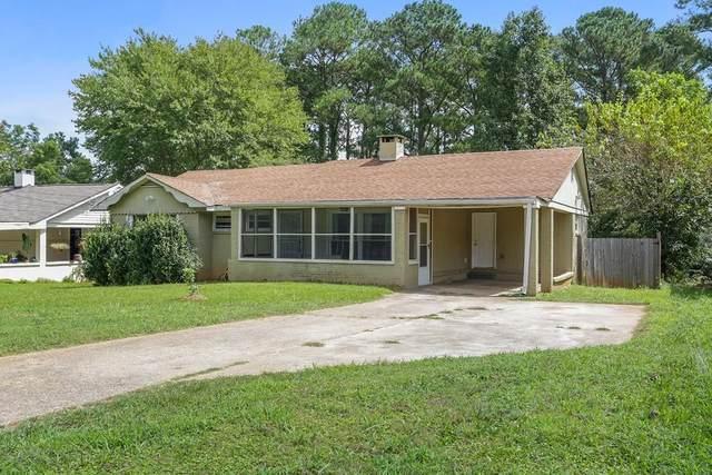 3485 Hyland Drive, Decatur, GA 30032 (MLS #6774371) :: Todd Lemoine Team