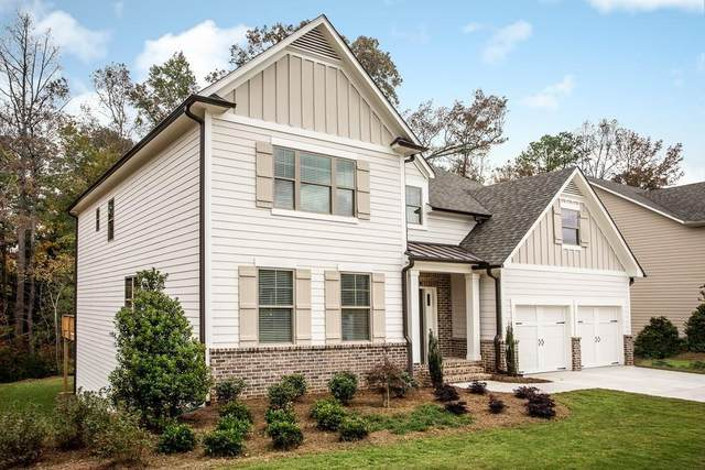 111 Belmont Drive, Cartersville, GA 30120 (MLS #6774391) :: North Atlanta Home Team