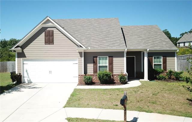 4212 Dale Cove SE, Conyers, GA 30013 (MLS #6774433) :: The Heyl Group at Keller Williams