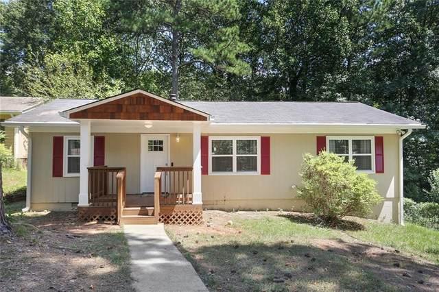 1661 Audrey Place NW, Atlanta, GA 30318 (MLS #6774484) :: The Cowan Connection Team