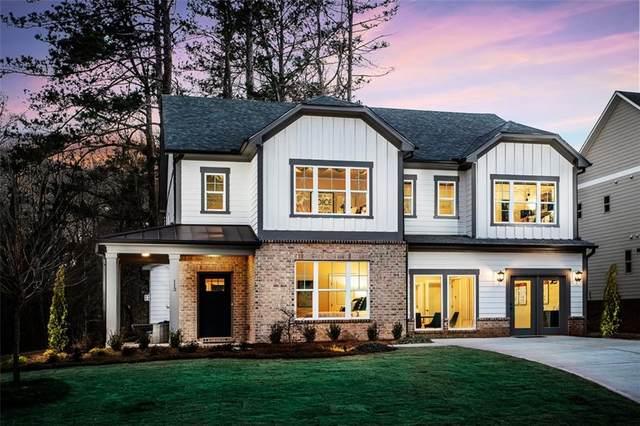 109 Mountainside Drive, Woodstock, GA 30188 (MLS #6774513) :: Tonda Booker Real Estate Sales