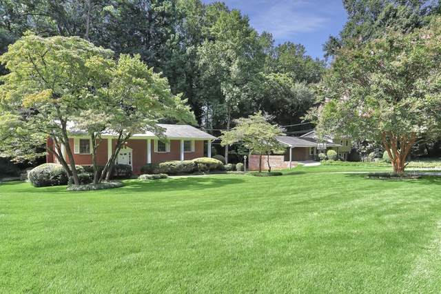 5730 Kayron Drive, Sandy Springs, GA 30328 (MLS #6774665) :: North Atlanta Home Team