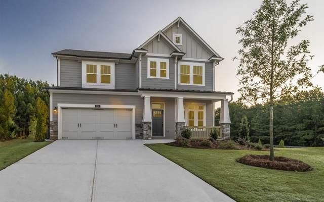 320 Conner Circle, Smyrna, GA 30082 (MLS #6774725) :: Tonda Booker Real Estate Sales