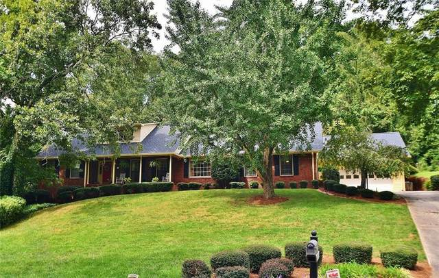 1434 Burns Drive, Gainesville, GA 30501 (MLS #6774747) :: The Heyl Group at Keller Williams