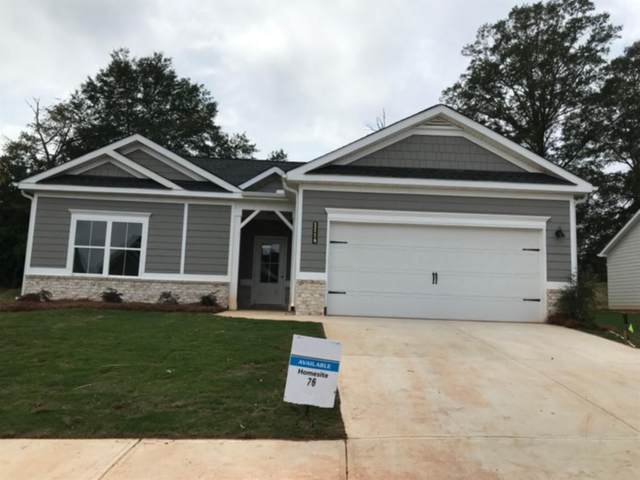 1119 Stonecreek Bend, Monroe, GA 30655 (MLS #6774798) :: The Cowan Connection Team