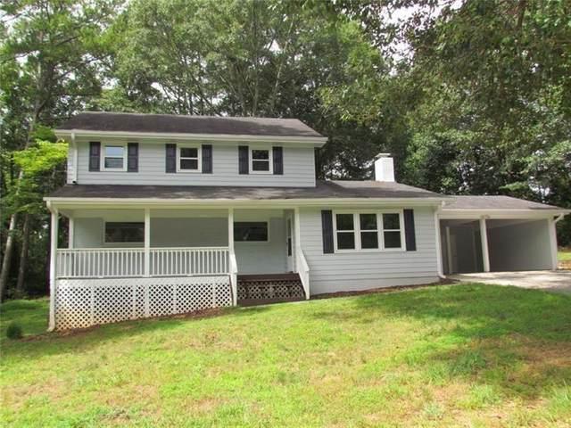13555 Cogburn Road, Milton, GA 30004 (MLS #6774924) :: North Atlanta Home Team