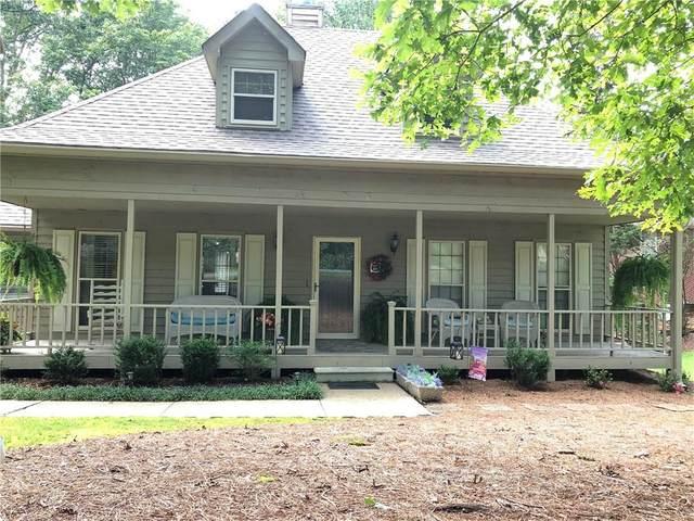 550 Westwoods Drive, Ellijay, GA 30540 (MLS #6775012) :: North Atlanta Home Team