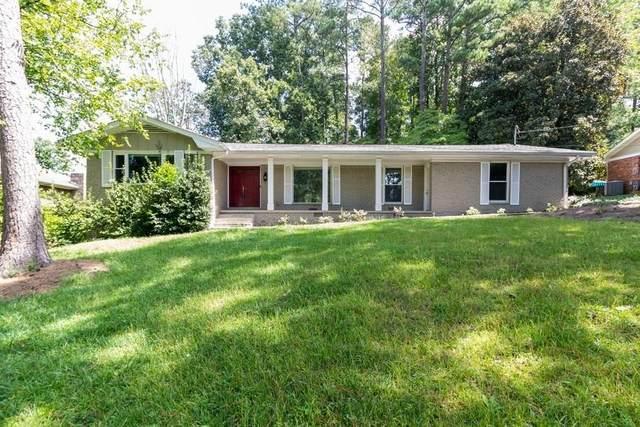 2645 Rangewood Court NE, Atlanta, GA 30345 (MLS #6775034) :: The Heyl Group at Keller Williams