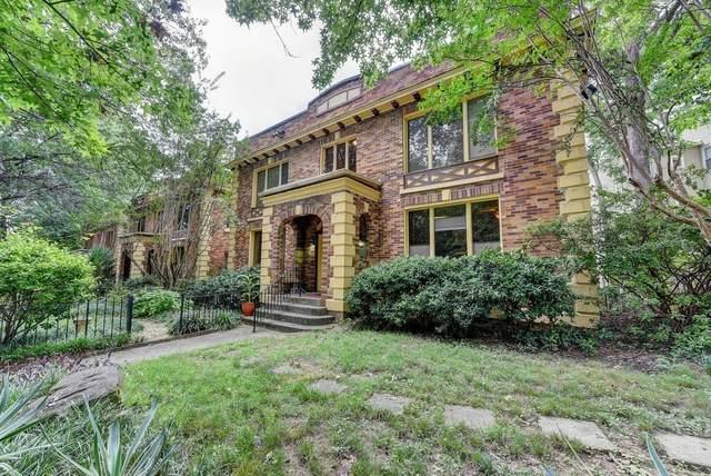 1112 Piedmont Avenue NE #1, Atlanta, GA 30309 (MLS #6775126) :: Keller Williams Realty Cityside