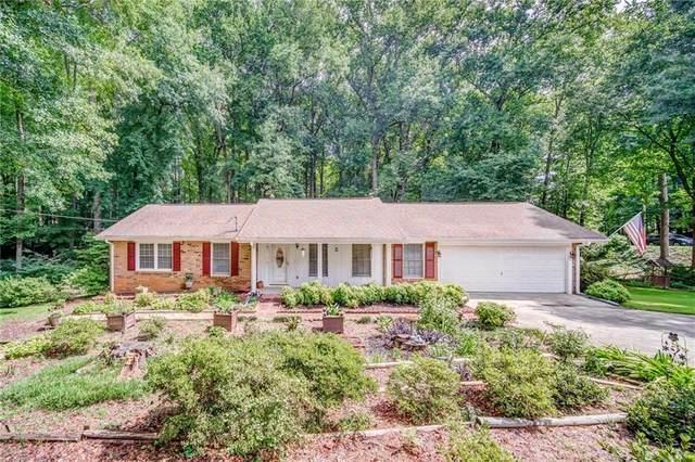 3494 Due West Road NW, Marietta, GA 30064 (MLS #6775137) :: North Atlanta Home Team
