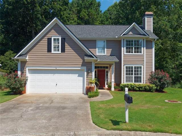 2427 Camata Place, Marietta, GA 30066 (MLS #6775268) :: Tonda Booker Real Estate Sales