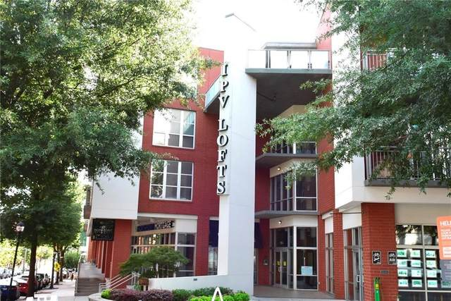 245 N Highland Avenue NE #222, Atlanta, GA 30307 (MLS #6775768) :: Good Living Real Estate