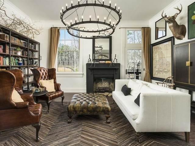 10625 Serenbe Lane #201, Chattahoochee Hills, GA 30268 (MLS #6775876) :: Oliver & Associates Realty