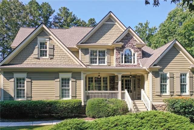 209 Davis Mill Road, Ball Ground, GA 30107 (MLS #6776048) :: Path & Post Real Estate