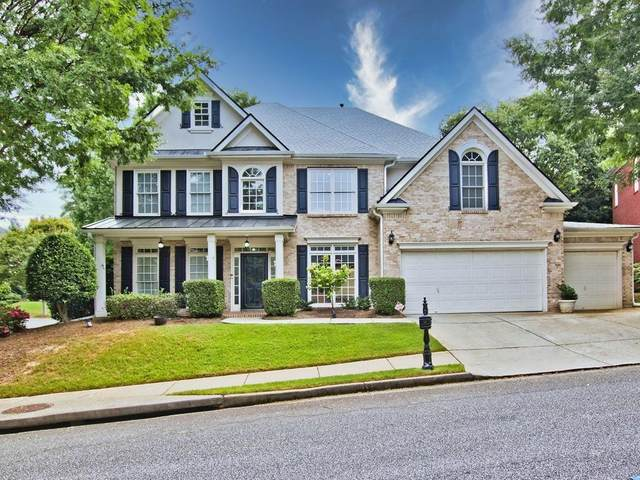 3501 Ivy Manor Road SE, Smyrna, GA 30080 (MLS #6776064) :: Tonda Booker Real Estate Sales