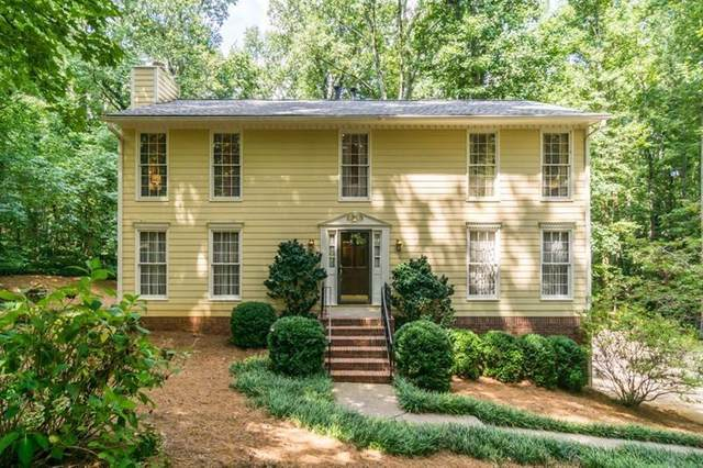 3762 Vinyard Trace NE, Marietta, GA 30062 (MLS #6776129) :: North Atlanta Home Team