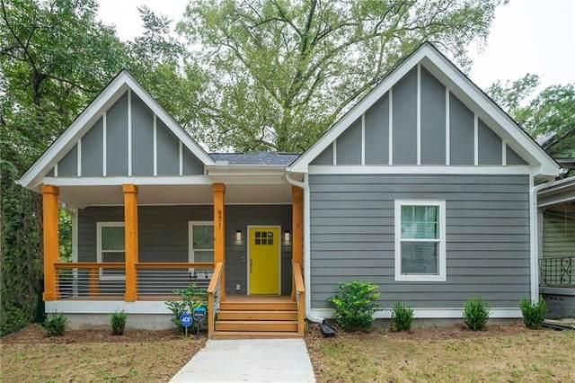 971 Smith Street SW, Atlanta, GA 30310 (MLS #6776618) :: Kennesaw Life Real Estate