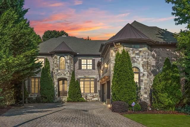 1245 Windsor Estates Drive, Marietta, GA 30062 (MLS #6776680) :: KELLY+CO