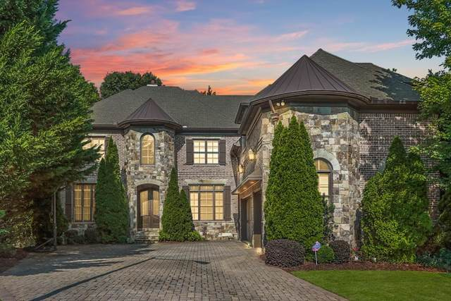 1245 Windsor Estates Drive, Marietta, GA 30062 (MLS #6776680) :: The Cowan Connection Team