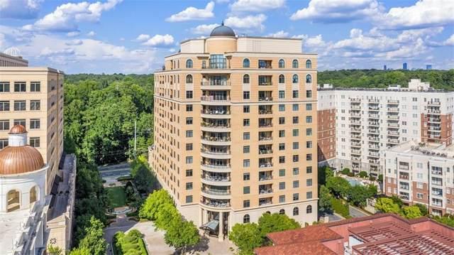 3286 Northside Parkway NW #605, Atlanta, GA 30327 (MLS #6776683) :: The Justin Landis Group