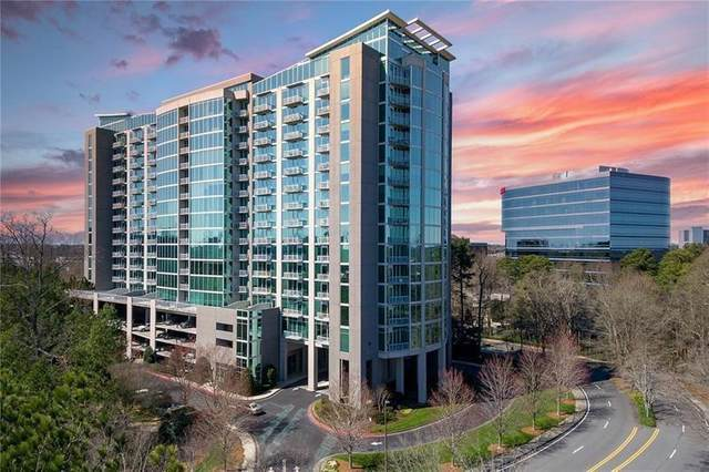 3300 Windy Ridge Parkway SE #509, Atlanta, GA 30339 (MLS #6776736) :: The Heyl Group at Keller Williams