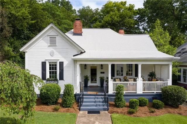 22 Sessions Street NW, Marietta, GA 30060 (MLS #6776746) :: RE/MAX Prestige