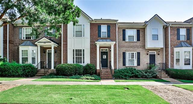 1646 Perserverence Hill Circle NW #2, Kennesaw, GA 30152 (MLS #6776933) :: Good Living Real Estate