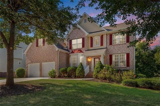 507 Blue Ridge Terrace, Canton, GA 30114 (MLS #6777001) :: Tonda Booker Real Estate Sales